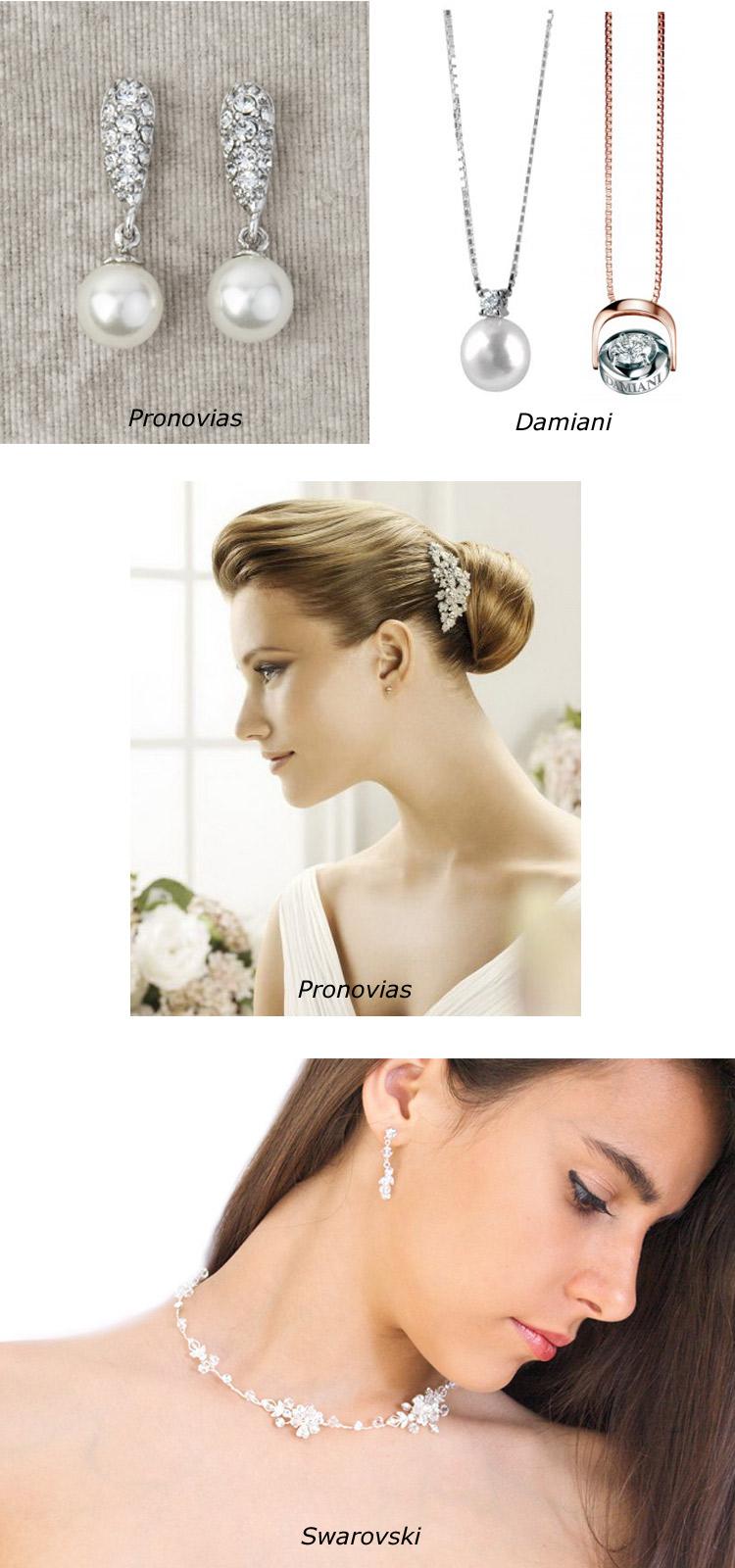 I gioielli della sposa