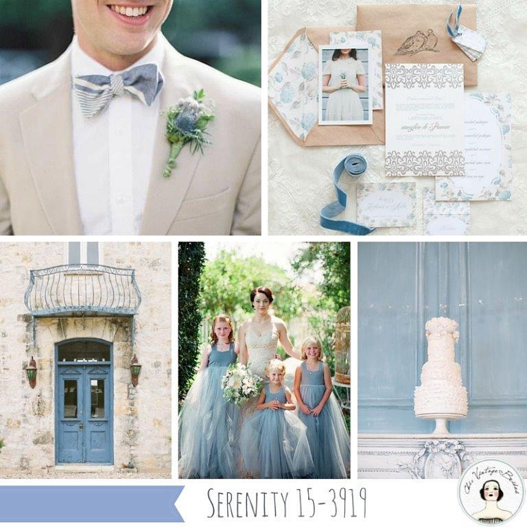 Colori Pantone 2016 trend di nozze
