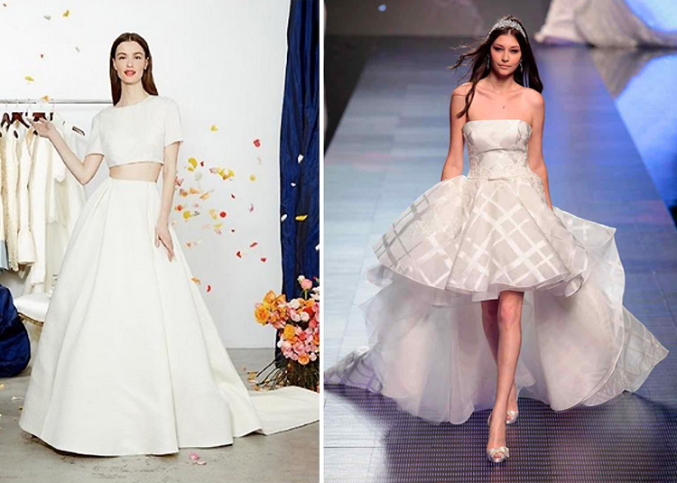 Trend 2016 abiti da sposa